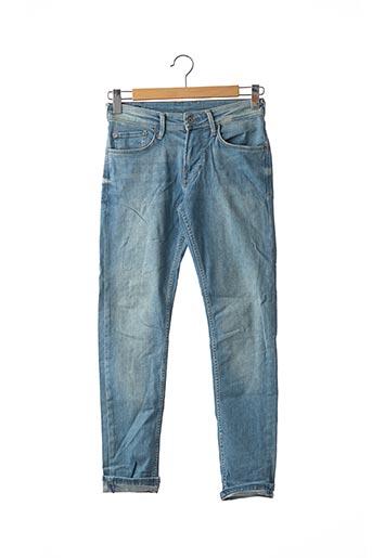 Jeans bootcut bleu PEPE JEANS pour homme