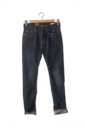 Jeans coupe slim bleu ALLSAINTS pour homme