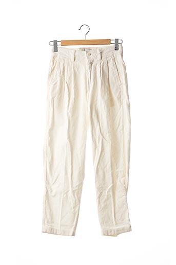 Pantalon casual blanc CLOSED pour homme