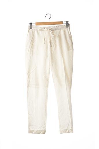 Pantalon casual blanc INSIMA pour homme