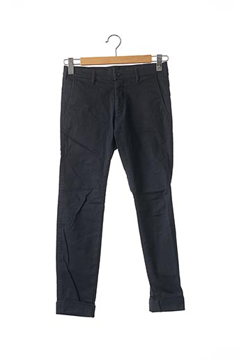 Pantalon casual bleu UNIQLO pour homme
