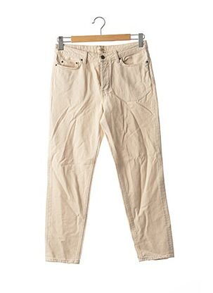 Pantalon casual beige AMERICAN VINTAGE pour homme