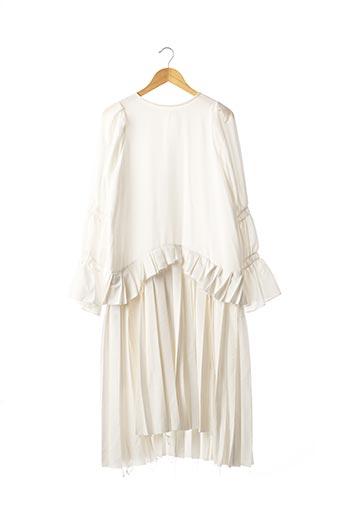 Robe longue blanc ANOTHER pour femme