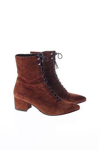 Bottines/Boots marron VAGABOND pour femme