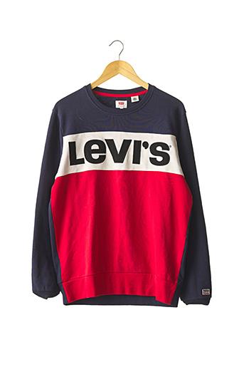 Sweat-shirt bleu LEVIS pour femme