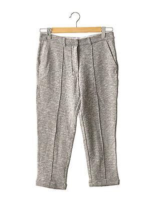 Pantalon 7/8 gris MONKI pour femme