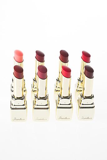 Maquillage rouge GUERLAIN pour femme