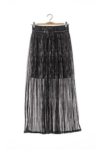 Jupe longue noir THE KOOPLES (SPORT) pour femme
