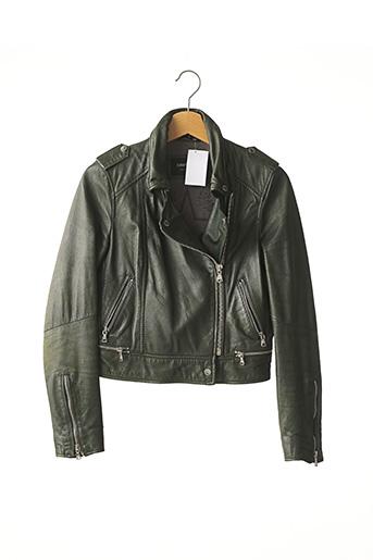 Veste chic / Blazer vert OAKWOOD pour femme