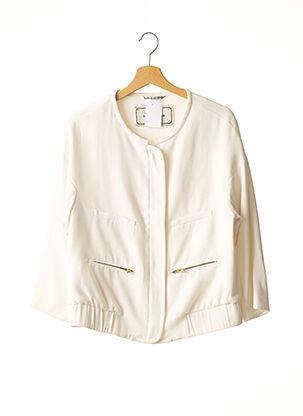 Veste casual beige BY MALENE BIRGER pour femme