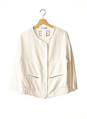 Veste casual beige BY MALENE BIRGER pour femme seconde vue