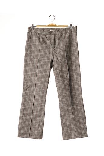 Pantalon casual gris ISABEL MARANT pour femme