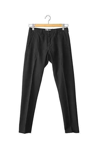 Pantalon casual noir AMI ALEXANDRE MATTIUSSI pour femme