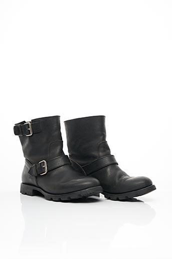 Bottines/Boots noir CLOSED pour femme