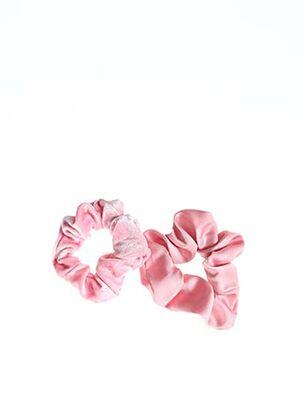 Accessoire pour cheveux rose SANS MARQUE pour femme