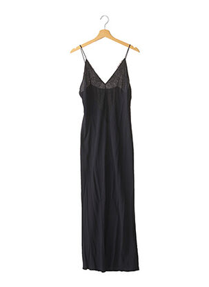 Robe longue bleu BY MALENE BIRGER pour femme