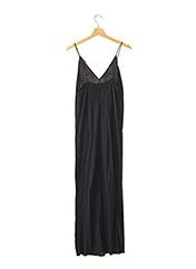 Robe longue bleu BY MALENE BIRGER pour femme seconde vue