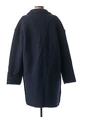 Manteau long bleu VILA pour femme seconde vue