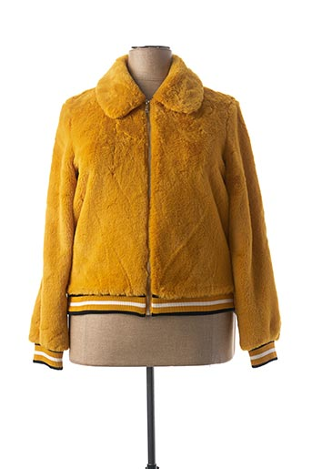 Blouson jaune BEST MOUNTAIN pour femme