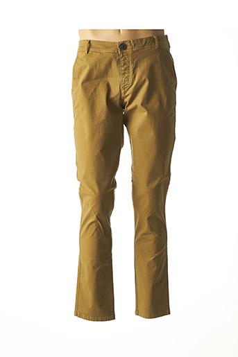 Pantalon chic vert SELECTED pour homme
