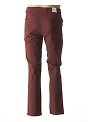 Pantalon chic marron SELECTED pour homme seconde vue