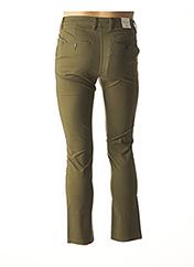 Pantalon chic vert SELECTED pour homme seconde vue