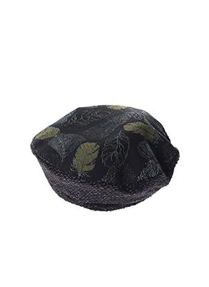 Chapeau gris MTM pour femme