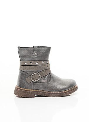 Bottines/Boots gris XTI pour fille