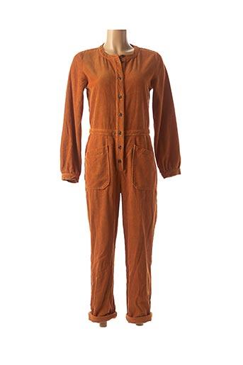 Combi-pantalon orange HARRIS WILSON pour femme
