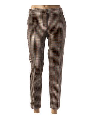 Pantalon 7/8 noir TRUSSARDI JEANS pour femme