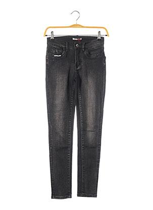 Pantalon 7/8 noir LES P'TITES BOMBES pour femme