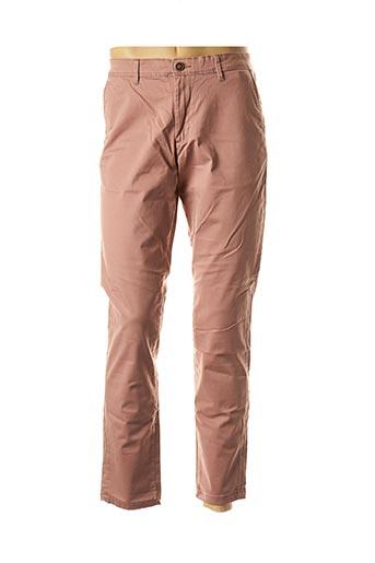 Pantalon chic rose JACK & JONES pour homme