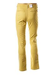 Pantalon chic jaune JACK & JONES pour homme seconde vue