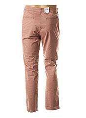 Pantalon chic rose JACK & JONES pour homme seconde vue