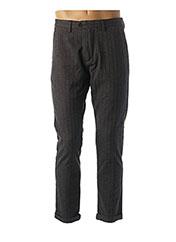 Pantalon chic gris JACK & JONES pour homme seconde vue
