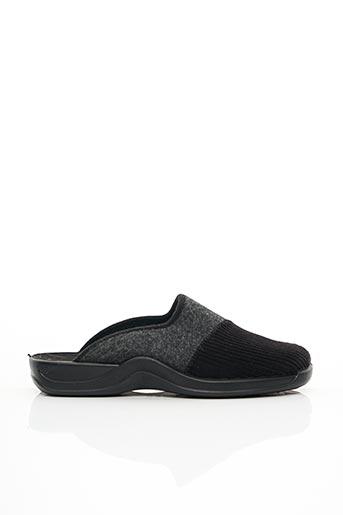 Chaussons/Pantoufles noir ROHDE pour homme