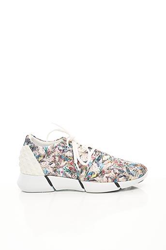 Sandales/Nu pieds rose ELENA LACHI pour femme