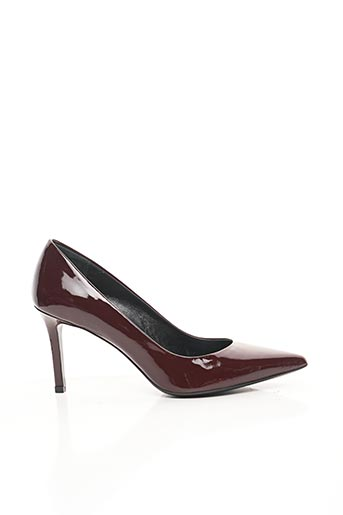 Escarpins rouge ALDO CASTAGNA pour femme