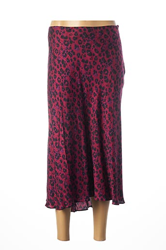 Jupe longue violet BA&SH pour femme