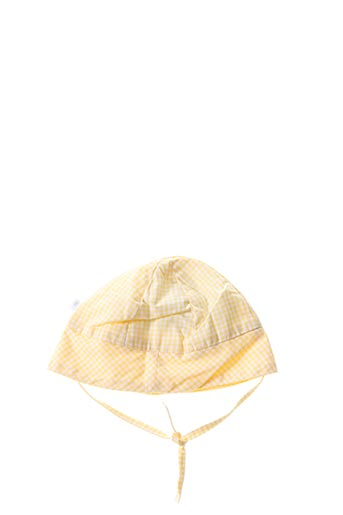 Bonnet jaune ABSORBA pour fille