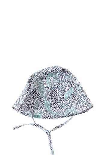 Chapeau vert ABSORBA pour fille