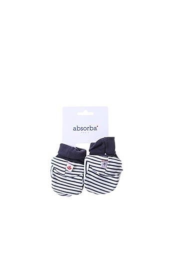 Chaussons/Pantoufles bleu ABSORBA pour enfant