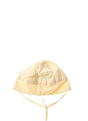 Bonnet jaune ABSORBA pour fille seconde vue