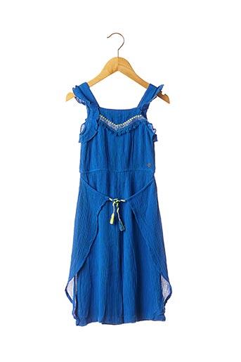 Combi-pantalon bleu CHIPIE pour fille