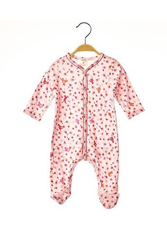 Pyjama rose CATIMINI pour fille