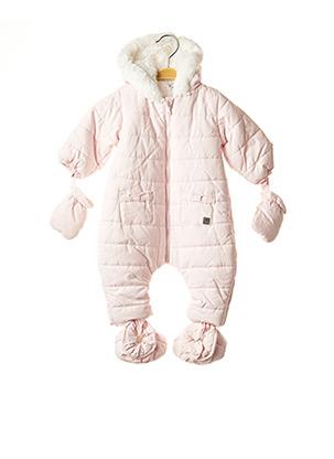 Combi-pantalon rose ABSORBA pour fille