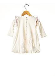 Robe mi-longue beige CATIMINI pour fille seconde vue