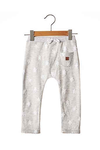 Pantalon casual gris ABSORBA pour fille