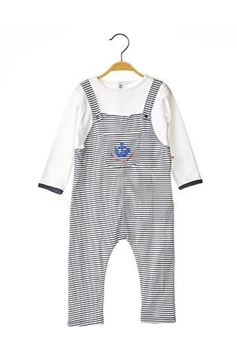 Combi-pantalon bleu ABSORBA pour garçon