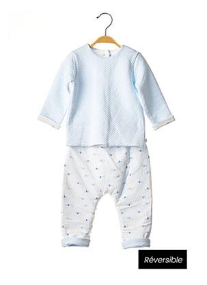 Top/pantalon bleu ABSORBA pour garçon
